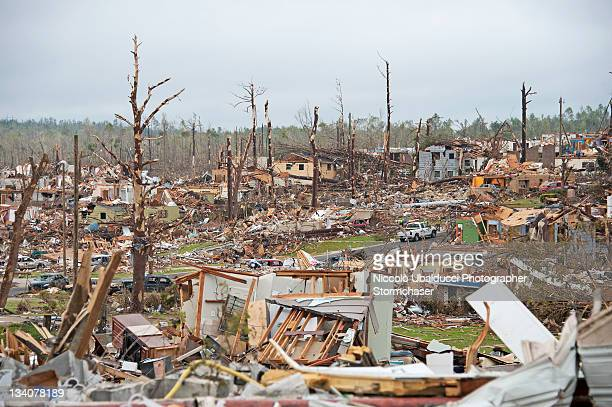 Birmingham - Alabama - EF5 Tornado Damage
