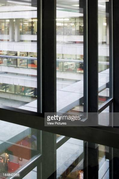 Birmingham central library chamberlain square birmingham for Window design group