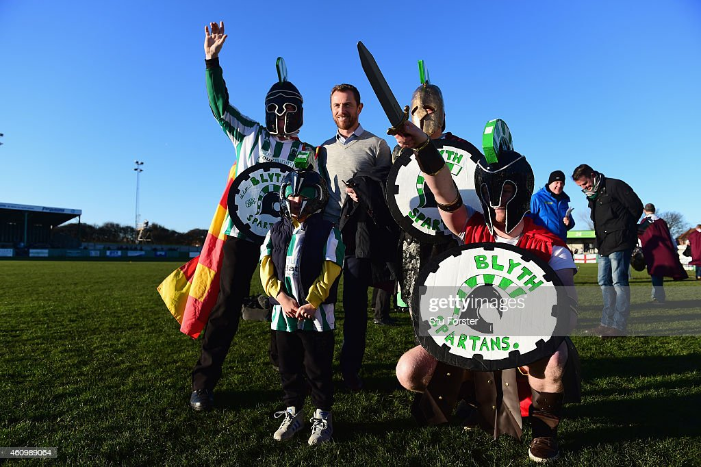 Blyth Spartans AFC v Birmingham City - FA Cup Third Round
