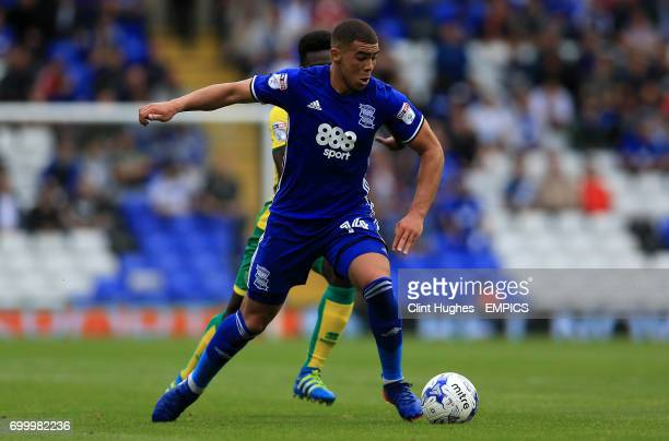 Birmingham City's Che Adams