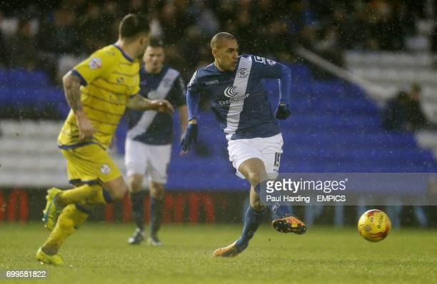 Birmingham City's James Vaughan