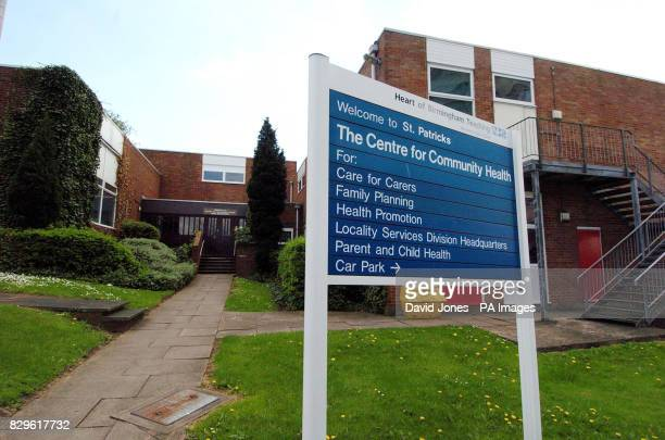 Birmingham's St Patrick's Clinic for Reproductive Health A mother demanded an apology from health officials after claiming doctors had insisted that...