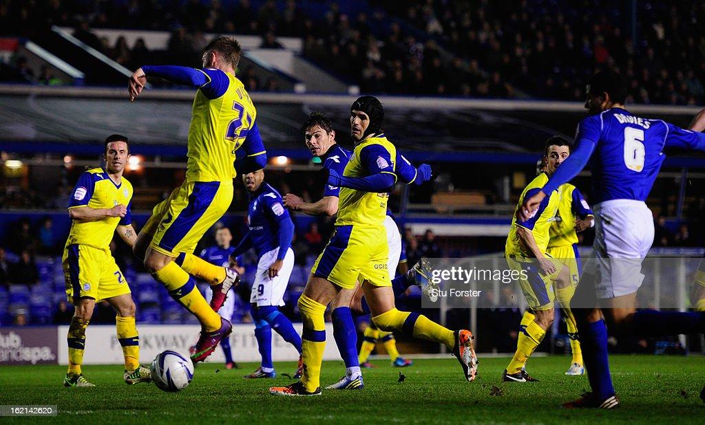 Birmingham City v Sheffield Wednesday - npower Championship