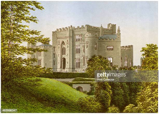 Birr Castle Count Offaly Ireland home of the Earl of Rosse c1880 William Parsons 3rd Earl of Rosse a keen astronomer had what was then the largest...