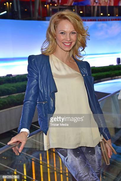 Birte Glang during the Baywatch European Premiere Party on May 31 2017 in Berlin Germany