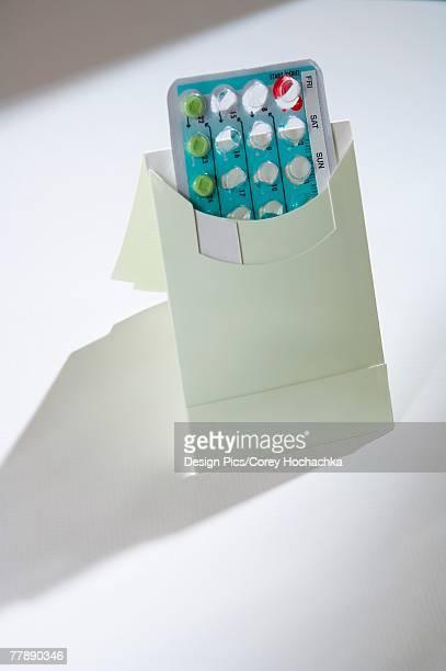 Birth control pills