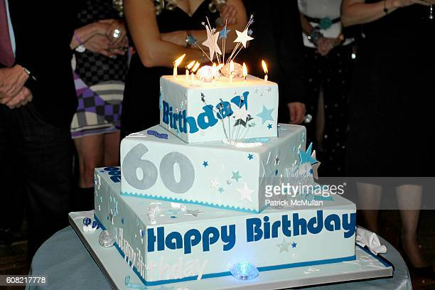 Birthday Cake attends WOODY JOHNSON's 'Wig Out' 60th Birthday Party at Doubles on April 12 2007 in New York City
