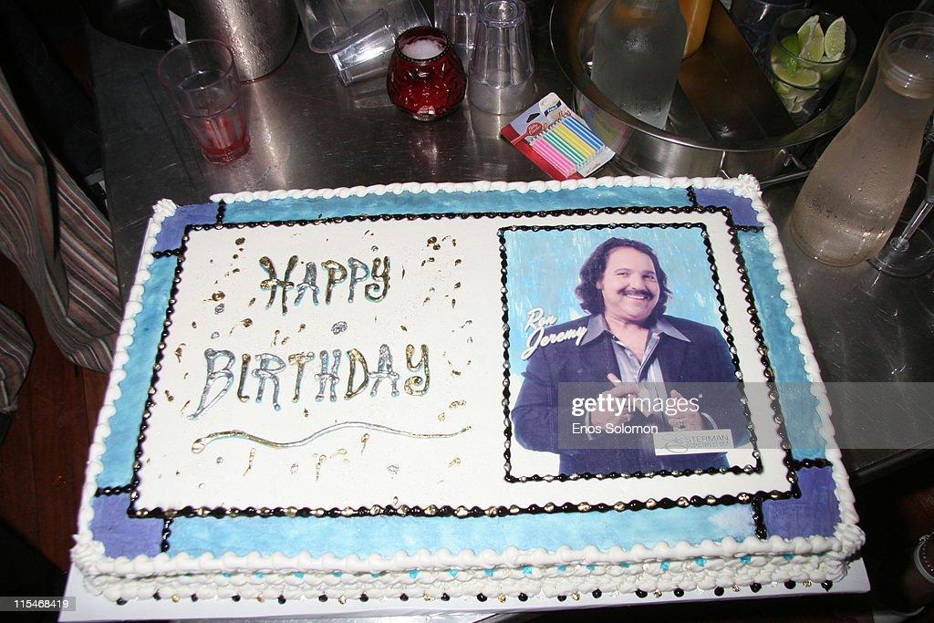 Ron Jeremy s Birthday Bash Celebration - March 10, 2007 ...