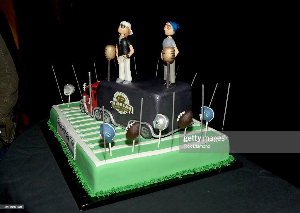 Florida Georgia Line Birthday Cake