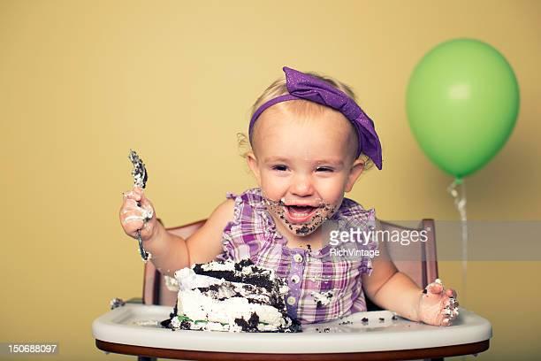 Pastel de cumpleaños!