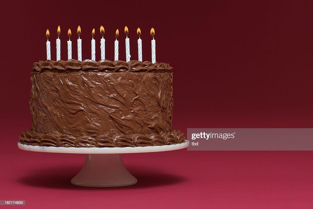 Birthday Cake : Stock Photo