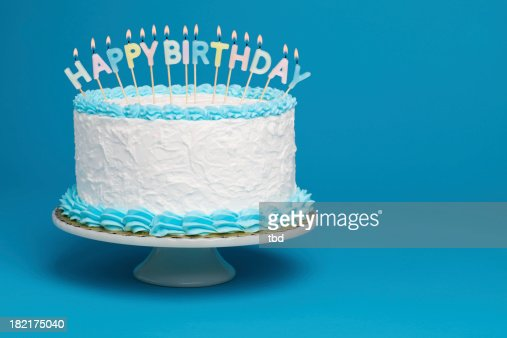 Birthday Cake Images With Name Janu : Gateau D anniversaire Photos et images de collection ...