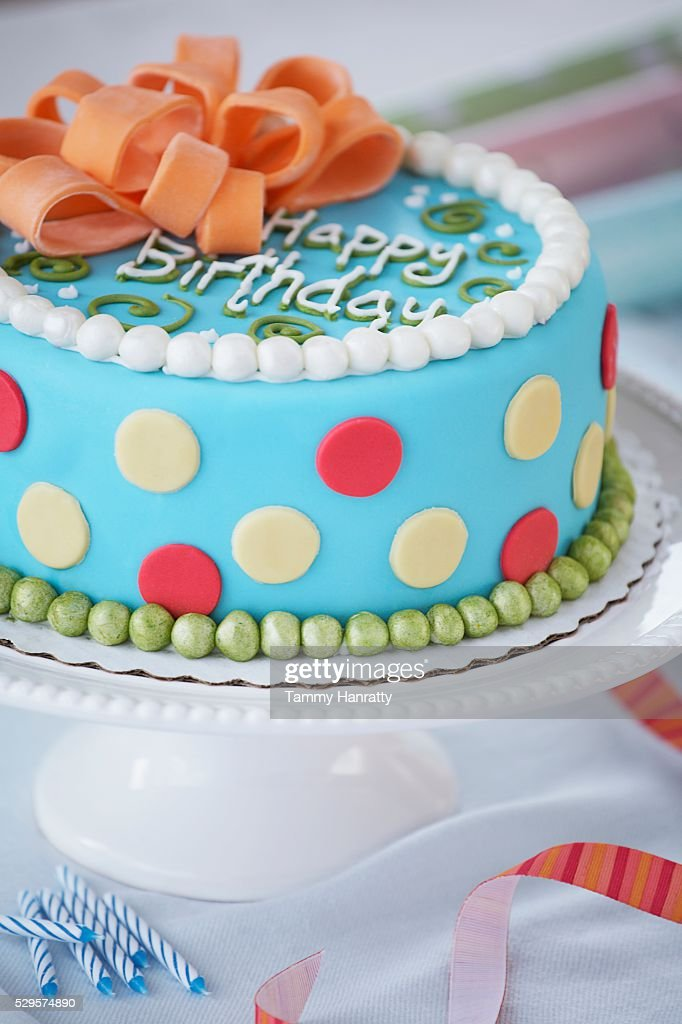 Birthday Cake : Stockfoto