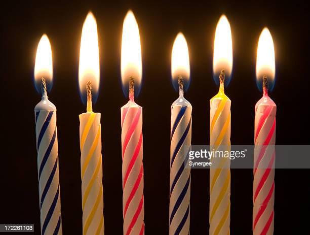 Birthday candles 1