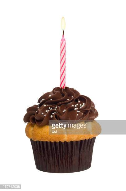 Geburtstag Cupcake