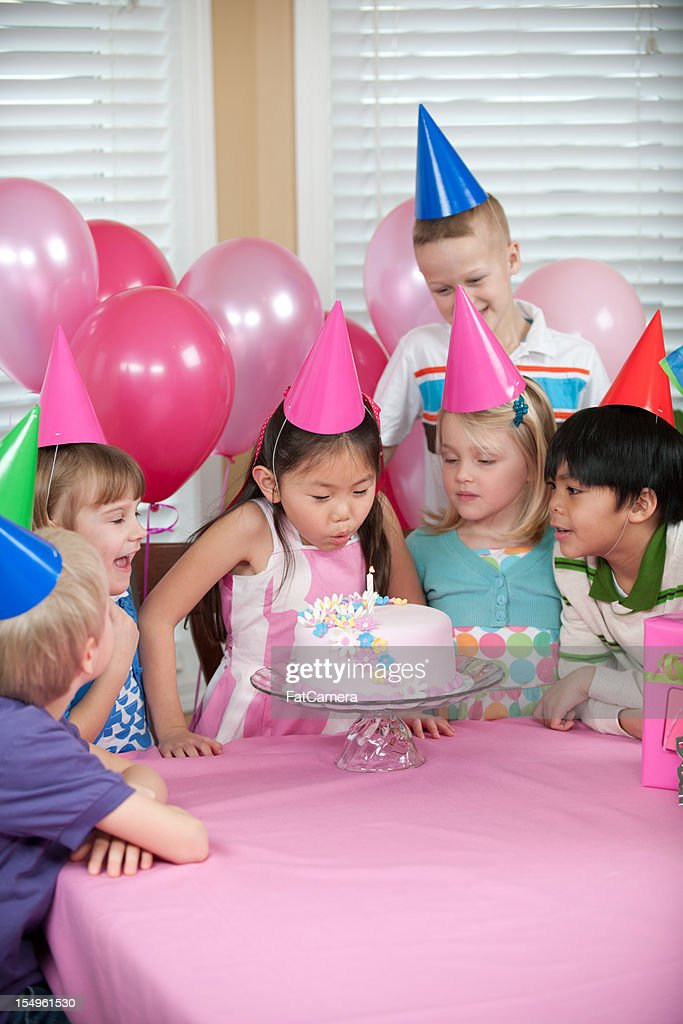 Birthday party : Stock Photo