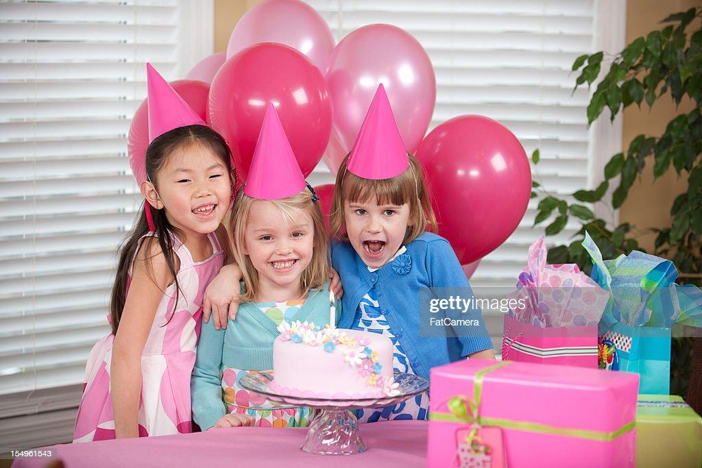Birthday party : Stock Photo