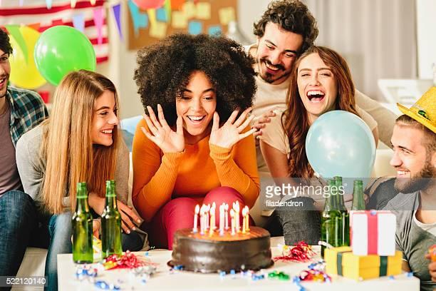 Geburtstagsfeier Party