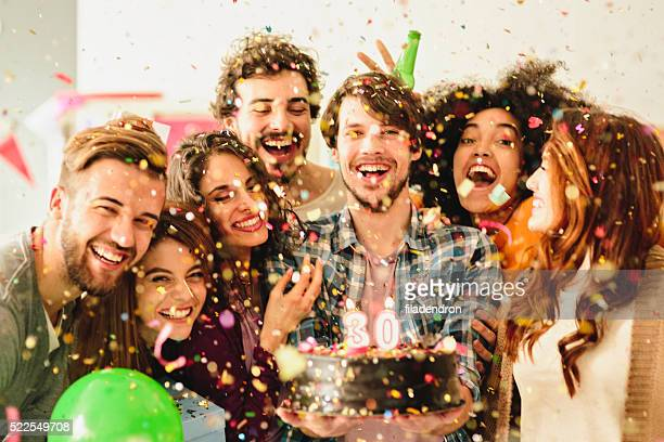 30 Birthday Party