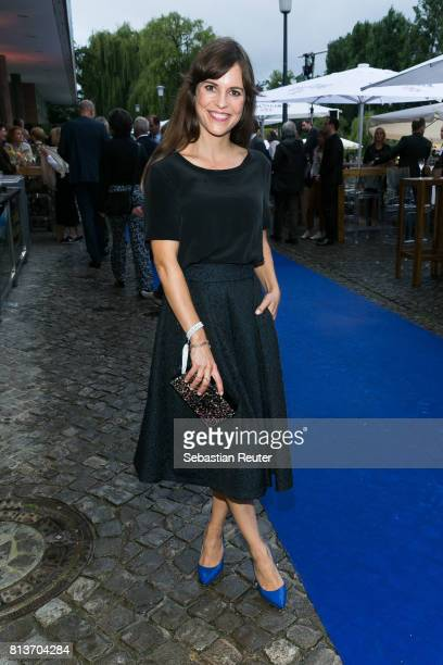 Birthe Wolter attends the summer party 2017 of the German Producers Alliance on July 12 2017 in Berlin Germany