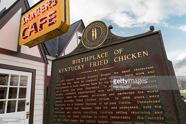 Birthplace of Kentucky Fried Chicken