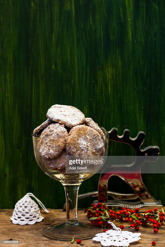 Biscuit : Stock Photo
