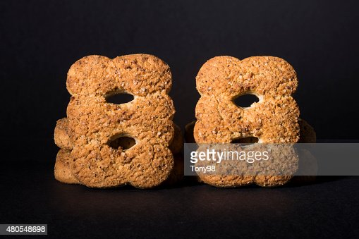 biscuits : Foto de stock