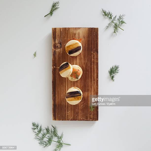 Biscuits With Salmon