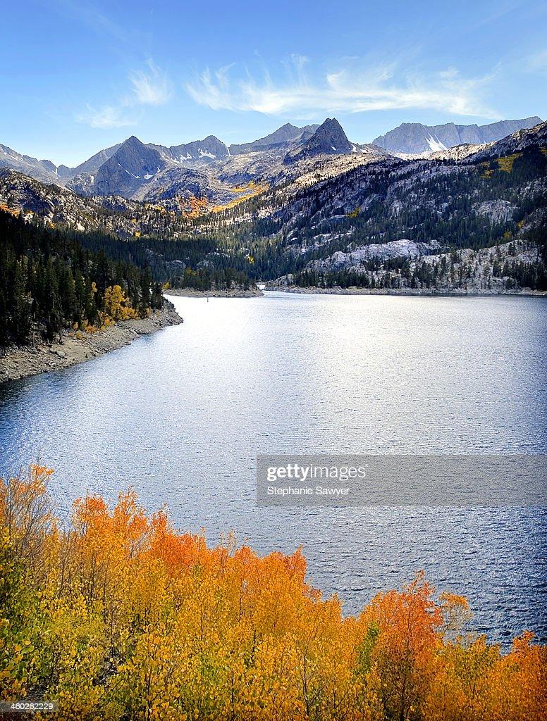 Bishop Creek South Lake