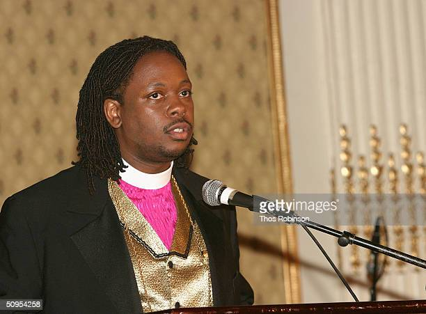 Is bishop e benard jordan gay