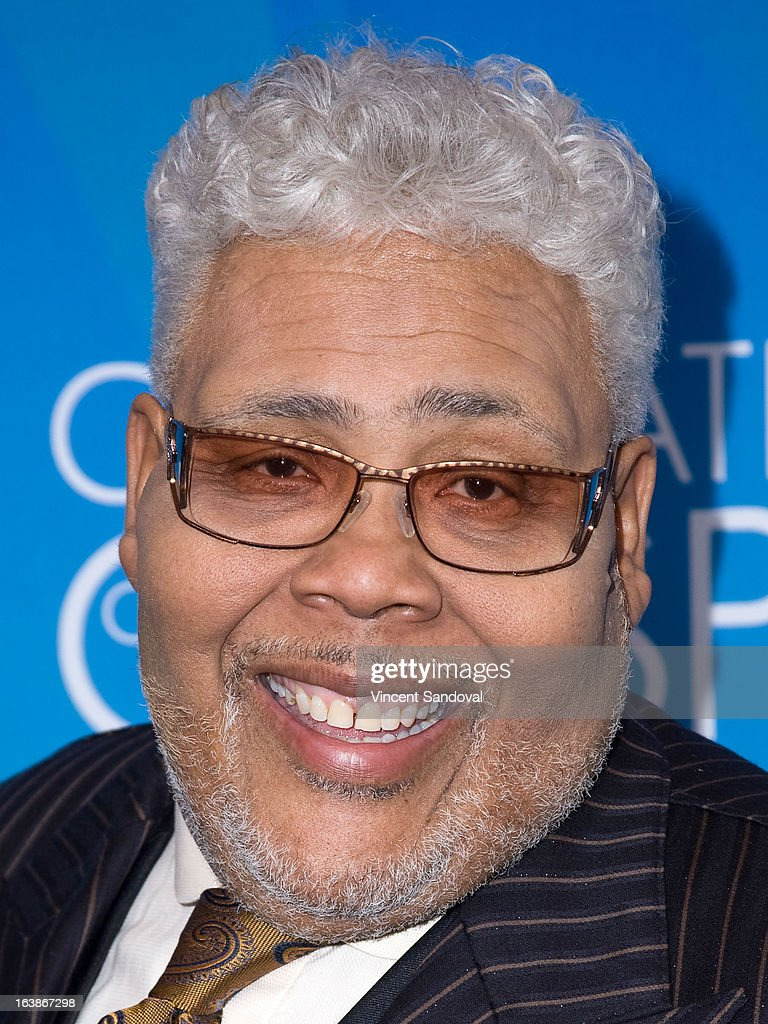 Bishop Rance Allen attends the BET 13th annual 'Celebration Of Gospel' at Orpheum Theatre on March 16, 2013 in Los Angeles, California.