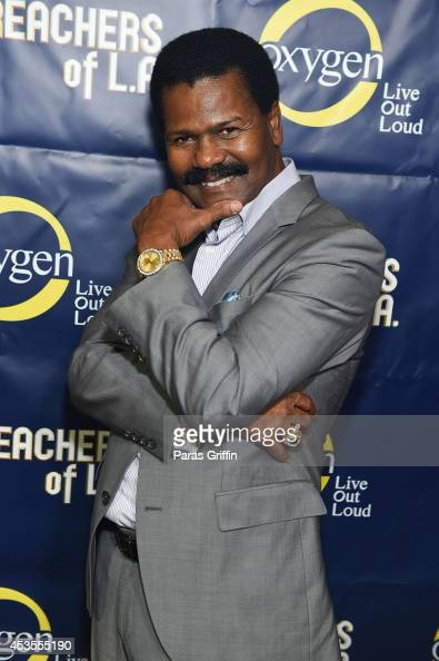Bishop ron gibson attends the preachers of la season 2 screening at