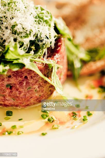Steak Tartare de Bison