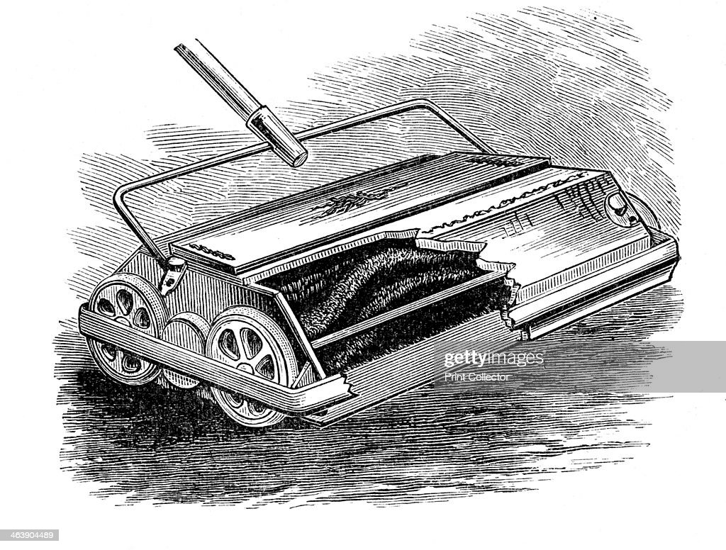 bissell carpet sweeper american this type of carpet sweeper was invented by melville and anna