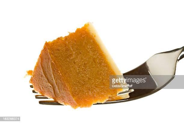 Bite Of Pumpkin Pie