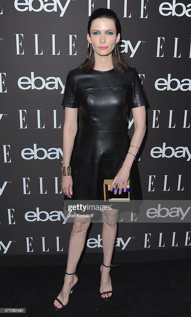 <a gi-track='captionPersonalityLinkClicked' href=/galleries/search?phrase=Bitsie+Tulloch&family=editorial&specificpeople=4616199 ng-click='$event.stopPropagation()'>Bitsie Tulloch</a> arrives at the 6th Annual ELLE Women In Music Celebration Presented by eBay at Boulevard3 on May 20, 2015 in Hollywood, California.