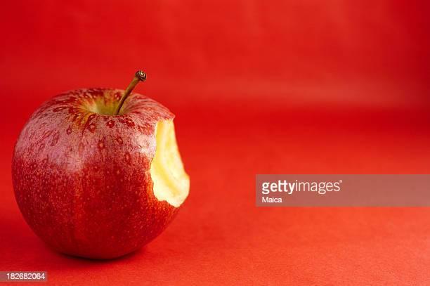 apple de ellos sufrieron graves congelamientos rojo