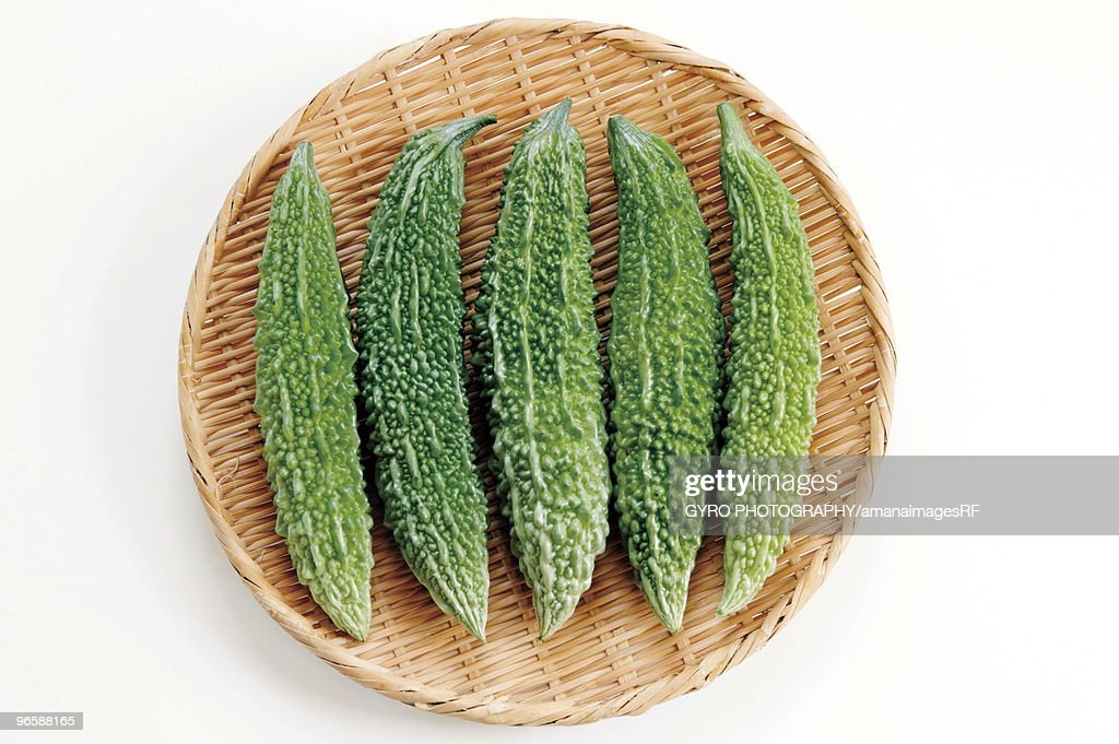 Bitter melons stock photo getty images - Bitter melon culture ...