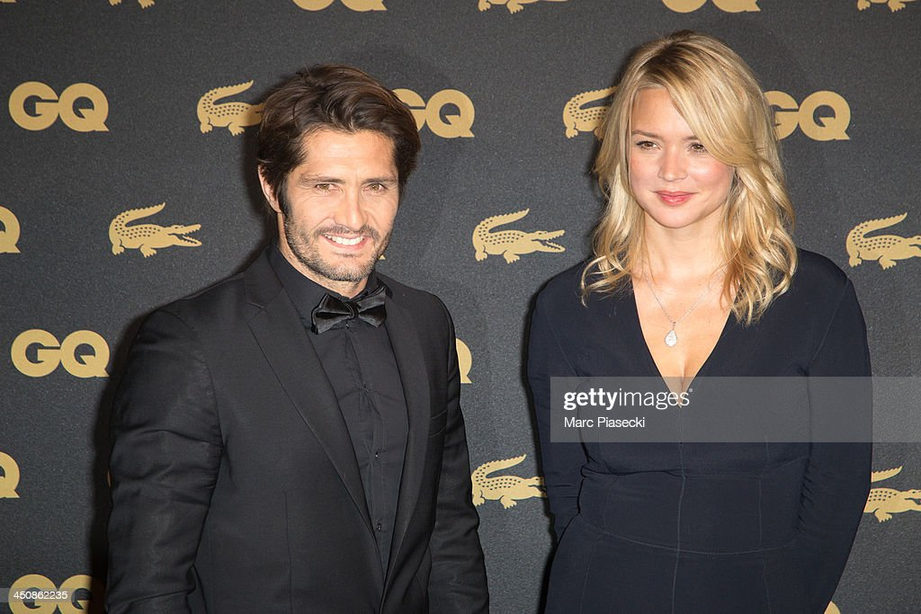 <a gi-track='captionPersonalityLinkClicked' href=/galleries/search?phrase=Bixente+Lizarazu&family=editorial&specificpeople=213089 ng-click='$event.stopPropagation()'>Bixente Lizarazu</a> and <a gi-track='captionPersonalityLinkClicked' href=/galleries/search?phrase=Virginie+Efira&family=editorial&specificpeople=228714 ng-click='$event.stopPropagation()'>Virginie Efira</a> attend the 'GQ Men of the year awards 2013' at Museum d'Histoire Naturelle on November 20, 2013 in Paris, France.