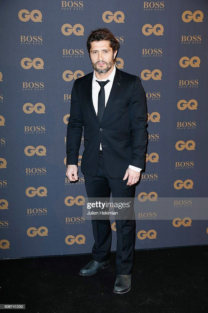 <a gi-track='captionPersonalityLinkClicked' href=/galleries/search?phrase=Bixente+Lizarazu&family=editorial&specificpeople=213089 ng-click='$event.stopPropagation()'>Bixente Lizarazu</a> attends the GQ Men Of The Year Awards 2015 as part of Paris Fashion Week on January 25, 2016 in Paris, France.