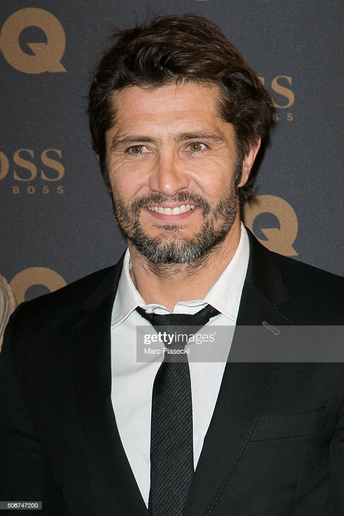 <a gi-track='captionPersonalityLinkClicked' href=/galleries/search?phrase=Bixente+Lizarazu&family=editorial&specificpeople=213089 ng-click='$event.stopPropagation()'>Bixente Lizarazu</a> attends the 'GQ Men Of The Year Awards 2015' as part of Paris Fashion Week on January 25, 2016 in Paris, France.