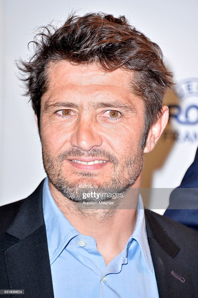 <a gi-track='captionPersonalityLinkClicked' href=/galleries/search?phrase=Bixente+Lizarazu&family=editorial&specificpeople=213089 ng-click='$event.stopPropagation()'>Bixente Lizarazu</a> attends the UEFA press conference photocall at TF1 on May 17, 2016 in Paris.