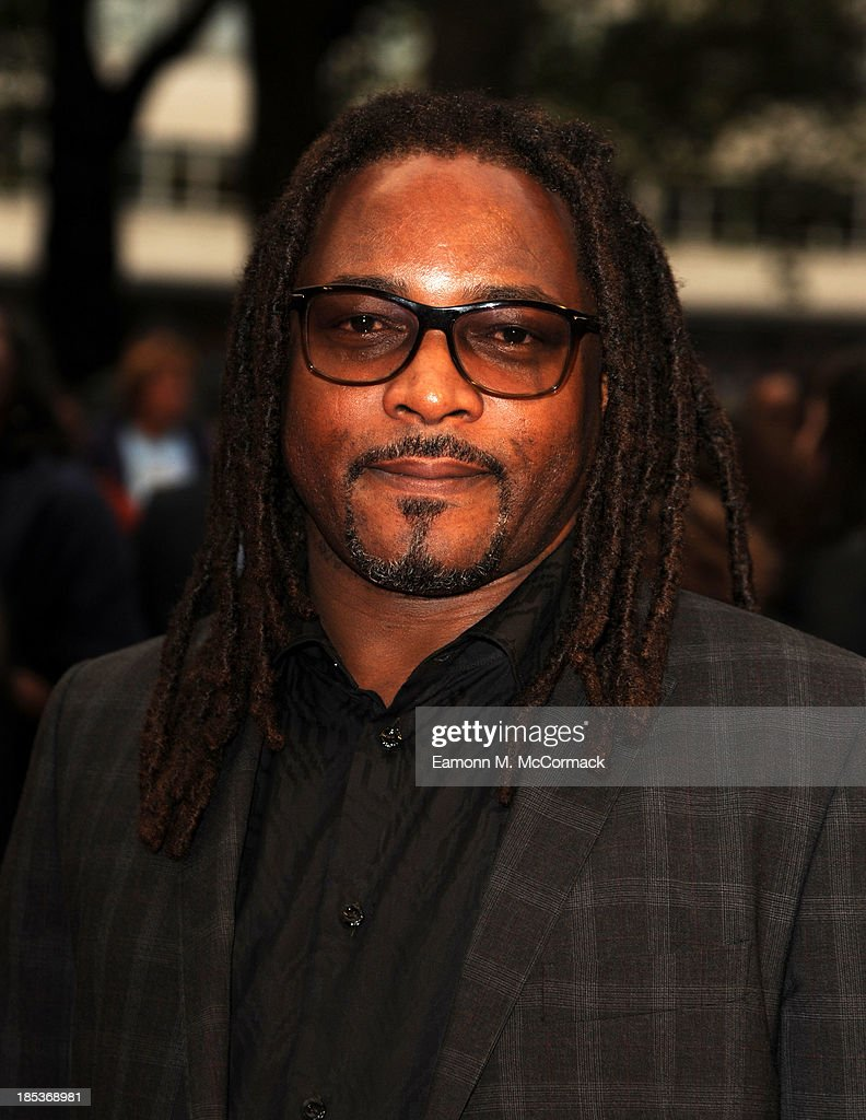 Biyi Bandele attends a screening of 'Half of a Yellow Sun' during the 57th BFI London Film Festival at Odeon West End on October 19, 2013 in London, England.