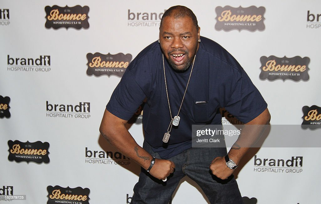 <a gi-track='captionPersonalityLinkClicked' href=/galleries/search?phrase=Biz+Markie&family=editorial&specificpeople=216330 ng-click='$event.stopPropagation()'>Biz Markie</a> attends the 1 year anniversary party at Bounce Sporting Club on September 19, 2012 in New York City.