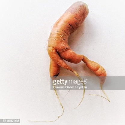 Bizarre Mutant Carrot