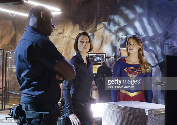 'Bizarro' Kara faces off against her mirror image when Bizarro a twisted version of Supergirl sets out to destroy her on SUPERGIRL Monday Feb 1 on...