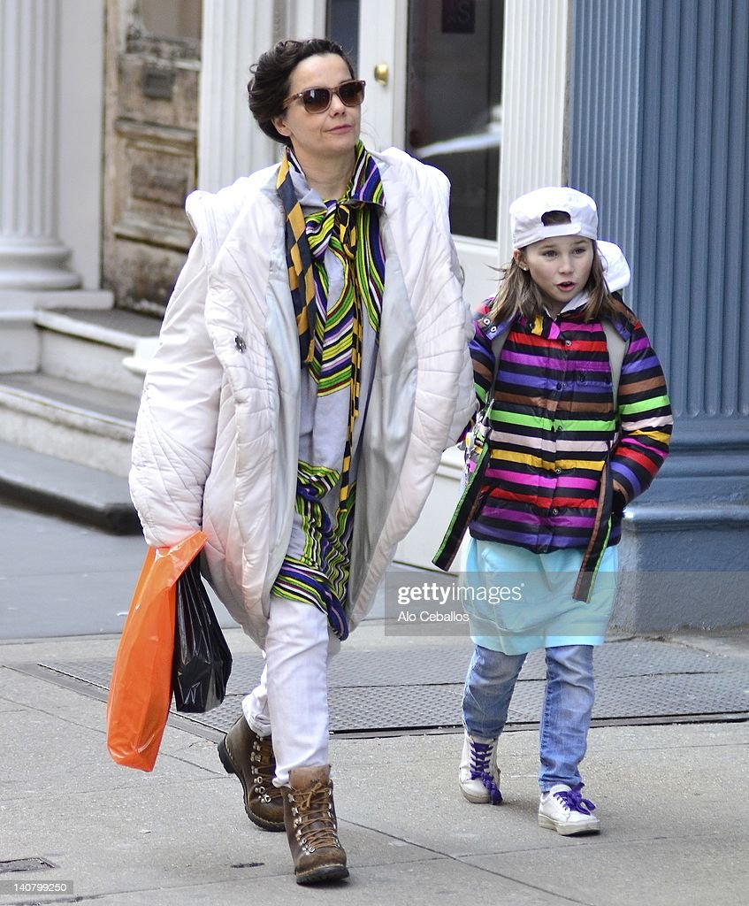 Celebrity Sightings In New York City - March 6, 2012 ...