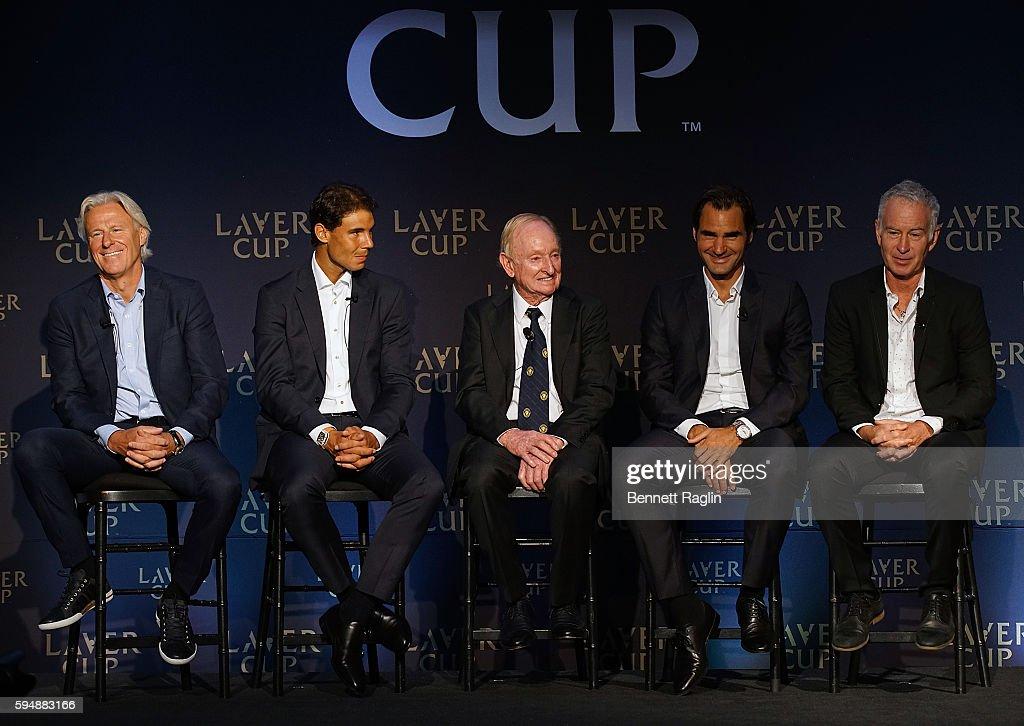 2016 Laver Cup Announcement : Photo d'actualité