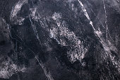 Black and white marble texture background, artificial drawn  marble  for design.