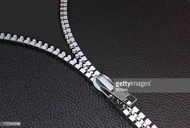 Noir et zip
